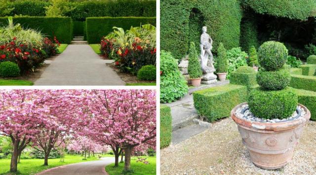 Widowiskowe ogrody, z których możesz zaczerpnąć mnóstwo inspiracji