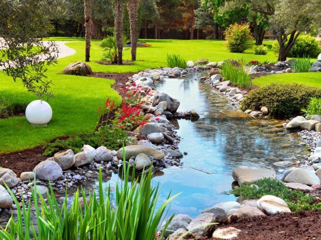 11 pomysłów na oczko wodne w ogrodzie naturalistycznym