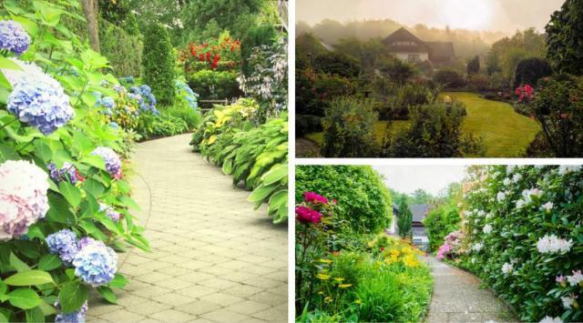 Ogród jak z bajki. 10  propozycji jak ze snu