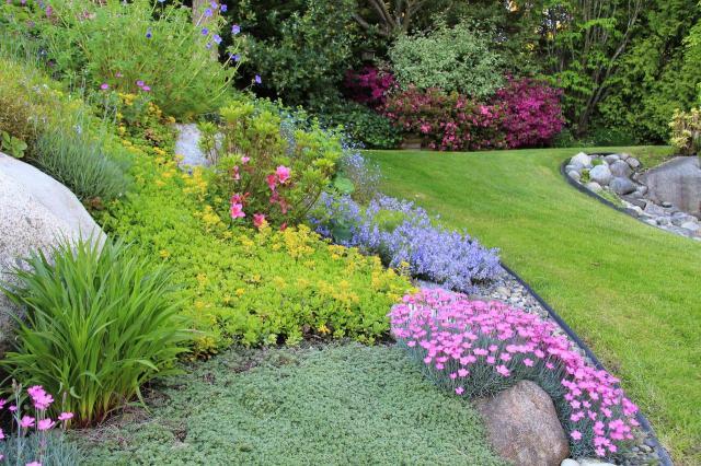aranżacja ogrodów, ogrodu przydomowe, ogrody duże, ogrody angielskie, ogrody wiejskie, ogród, kompozycje roślinne, projekty ogrodów