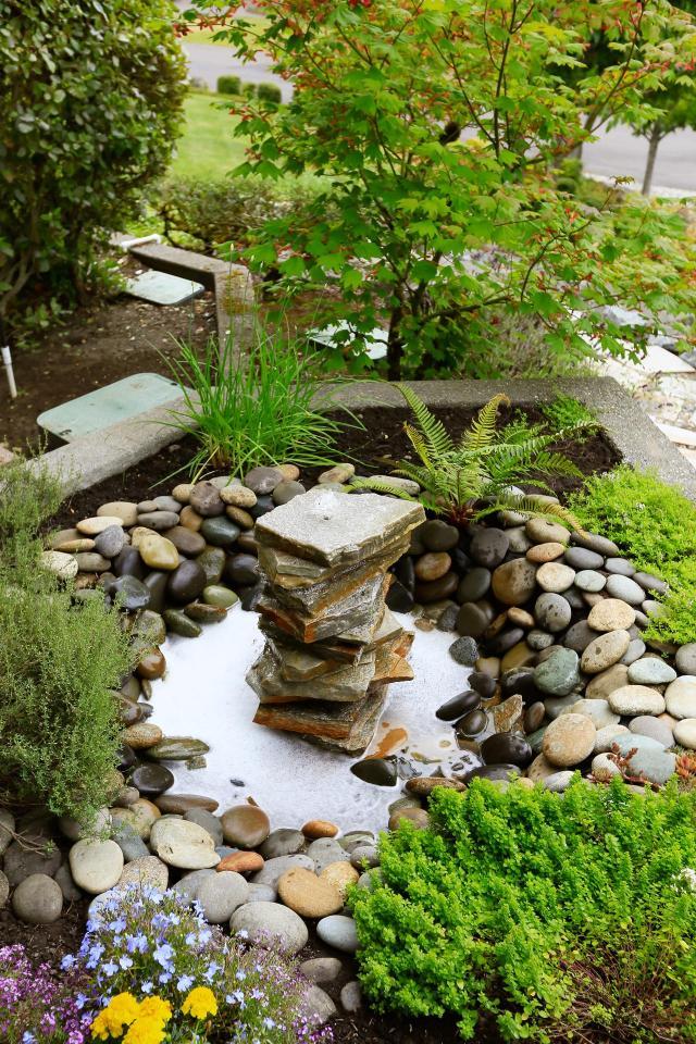 ogród w stylu rustykalnym, ogród rustykalny, ogród przydomowy, ogród wiejski, kompozycje roślinne