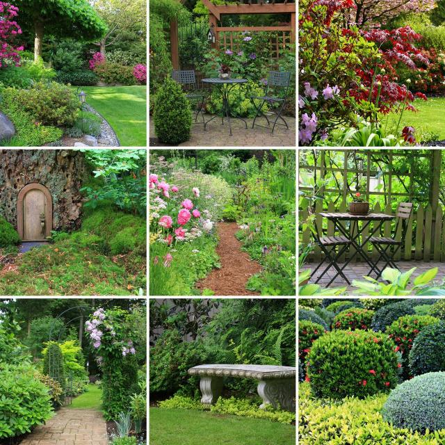 pomysły do ogrodu, ogród, dodatki do ogrodu