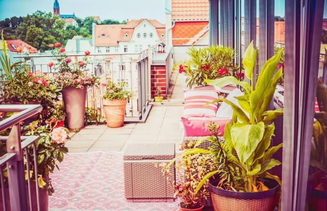 Pora na balkon, czyli lato w nowoczesnym stylu