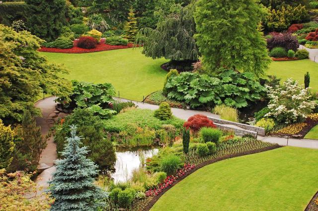 jak urządzić ogród, aranżacja ogrodu