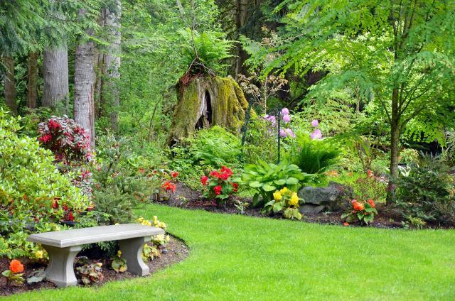 aranżacja ogrodu, jak urządzić ogród